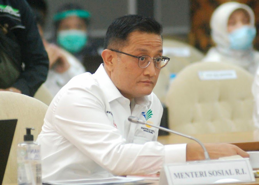 Indonesia's minister arrested over pandemic aid corruption