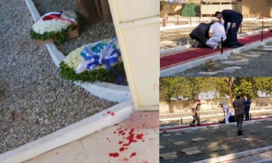 Several wounded in WWI memorial attack at Jeddah cemetery for non-Muslims: France