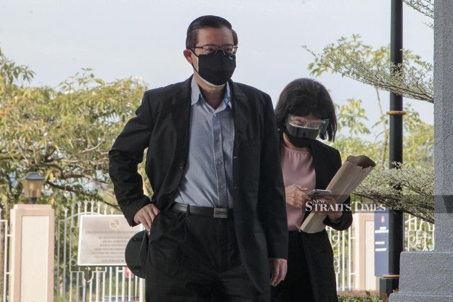 City of Dreams nightmare for Lim Guan Eng's lawyers